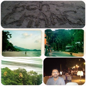 The beautiful island of Koh Chang